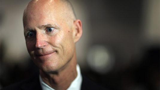 Florida Gov. Rick Scott signs gun safety bill in response to Parkland school shooting