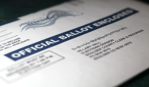 Utah county to go back to mail-in ballots after pushback