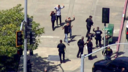 Shooting suspect at YouTube's headquarters died of apparent self-inflicted gunshot wound, police say