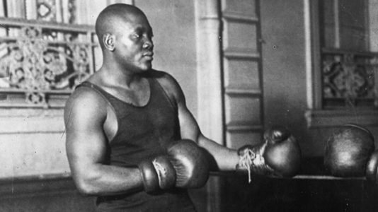 President Trump considering posthumous pardon of boxer Jack Johnson
