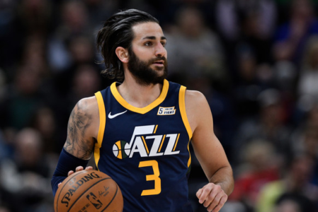 Ricky Rubio's play points to winning ways in NBA postseason