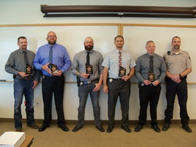 Sanpete Juab Major Crimes Task Force recognized for recent work