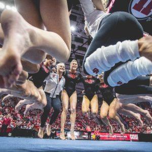 Utah Gymnastics Advances To Super Six