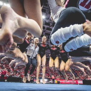 Utah Gymnastics Vaults Into St. Louis