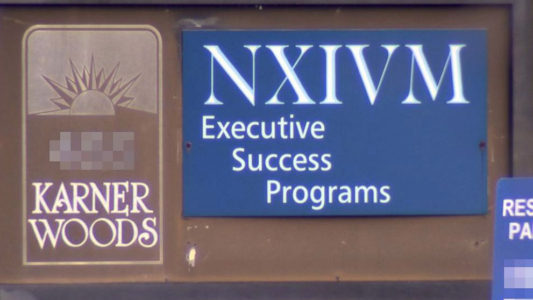 NXIVM founder, actress indicted on sex trafficking, forced labor conspiracy charges