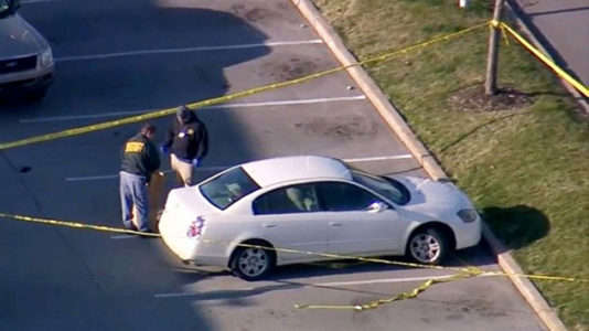 Three-year-old girl accidentally shoots pregnant mother from backseat of car, police say
