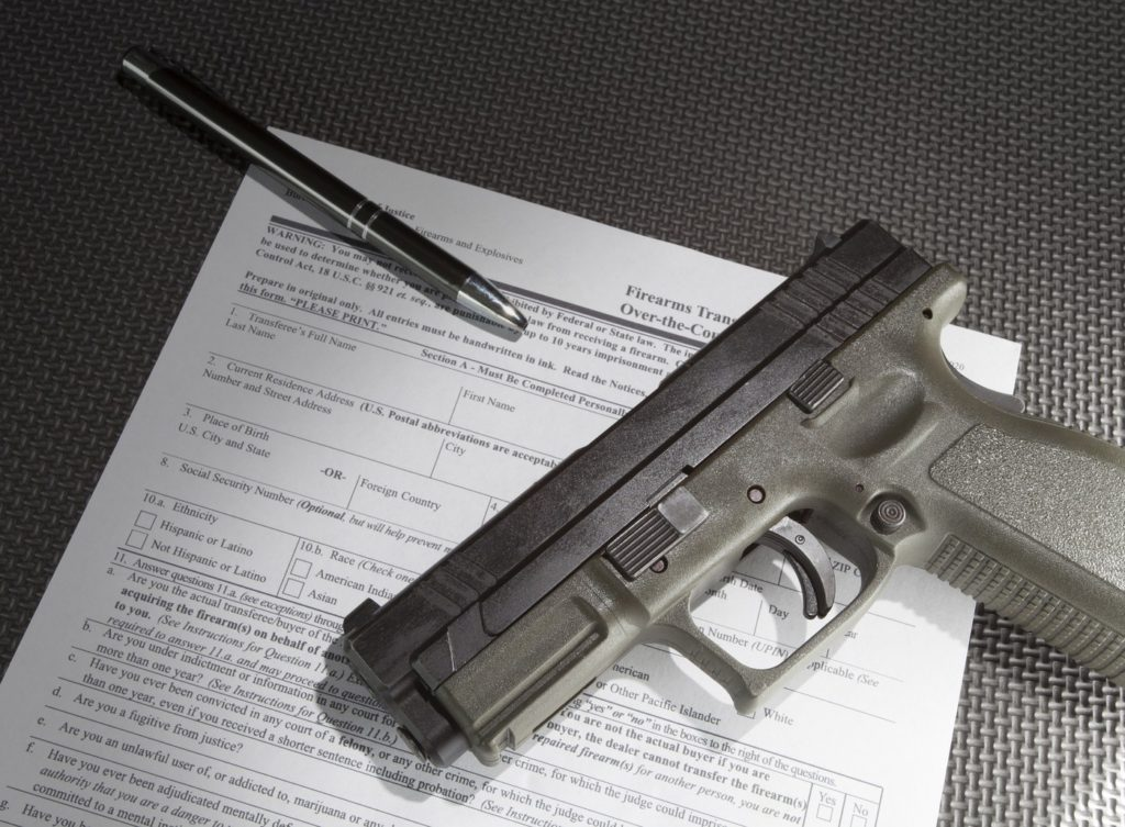 Utah fixes records glitches to gun background check system ...