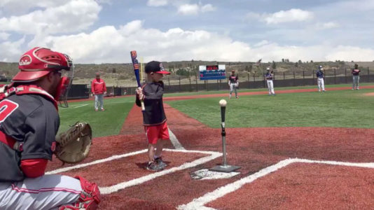 4-year-old cancer patient hits home run with heart