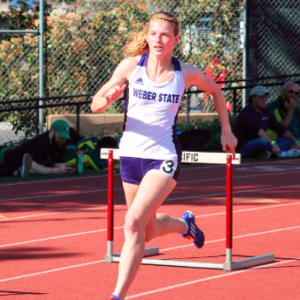Former Gunnison High Track Star Kate Sorensen Excels At Dragila Invitational Saturday