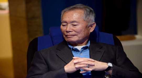 George Takei's accuser clarifies: 'I am not walking back my story'