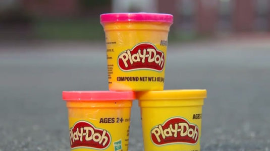 Fingerprint in Play-Doh leads police to suspect