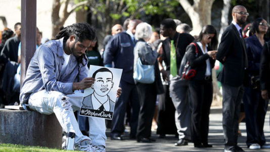 New autopsy shows Stephon Clark was shot 7 times, not 8