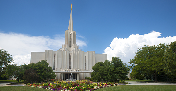 Temple rededicated after 2 years of renovations