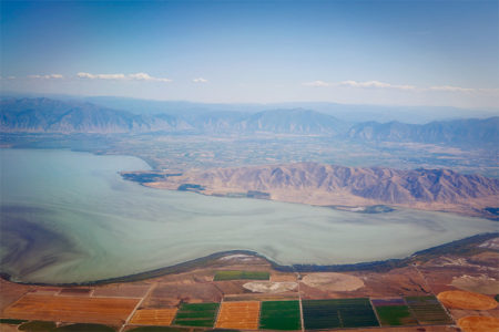 Toxic algae bloom detected in Utah Lake near Provo