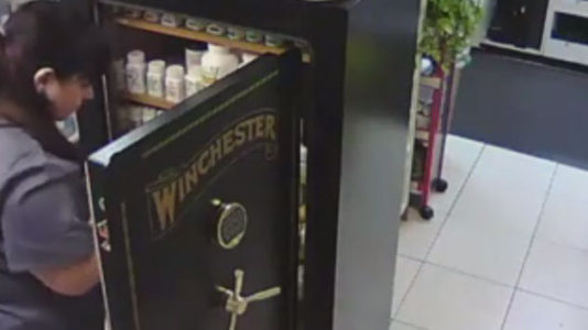 Pharmacy tech arrested for 2nd time in 3 weeks for allegedly stealing pills