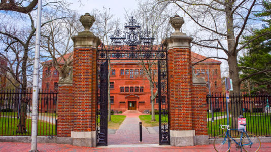 Harvard University accused of racial discrimination in admissions process for Asian-American students
