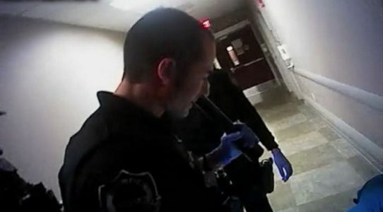 Arizona police officers appear to beat, mock bloody suspect in newly released video