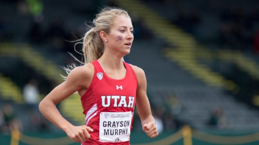 Grayson Murphy Places Seventh At USATF Championships
