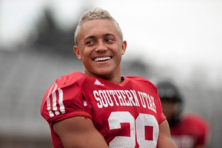 Former SUU Football Star Miles Killebrew To Kick Off the Utah Summer Games