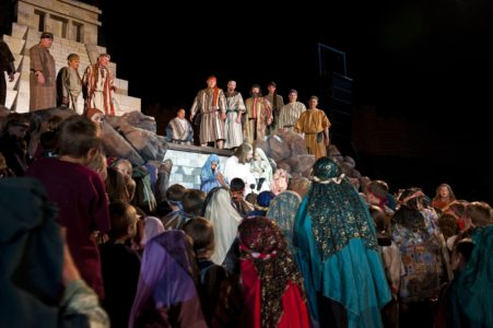 52nd Season of Manti Pageant complete