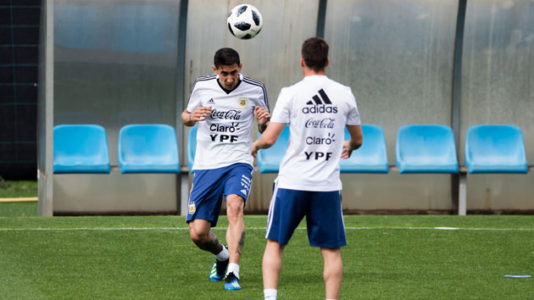 Argentina cancels friendly soccer match in Israel