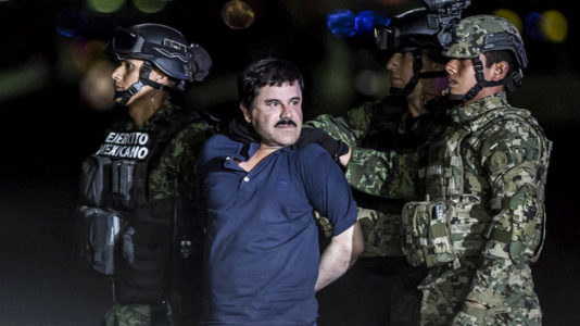 'El Chapo' asks judge to toss statements he made during DEA extradition flight
