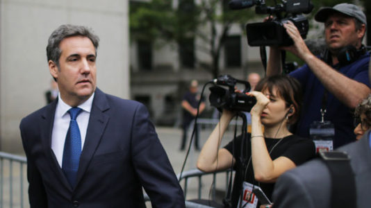 Treasury IG says suspicious activity reports tied to Michael Cohen aren't missing