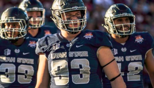 Utah State's Jacoby Wildman Named to Wuerffel Trophy Watch List