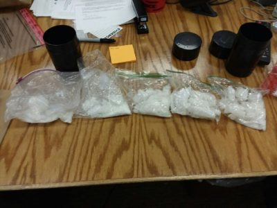Large drug bust in Sevier County
