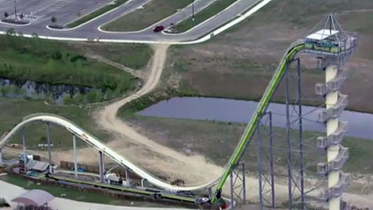 Schlitterbahn water slide where 10-year-old boy was killed to be torn down, park officials say