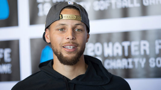 Steph Curry wants to take on Hollywood