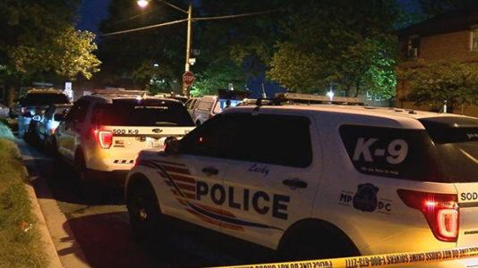 Gunmen still at-large after caught-on-video attack