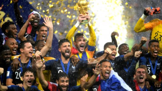 Diverse French team brings home World Cup championship
