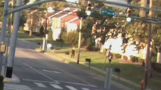 Family of black man shot by Nashville police calls for justice after surveillance video released