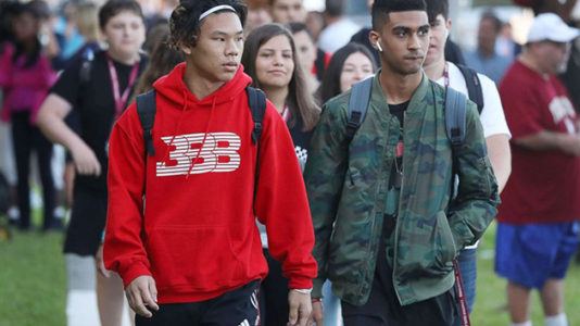 'Bittersweet day' as Stoneman Douglas students return to school 6 months after mass shooting: Superintendent