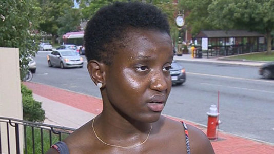 College employee placed on leave after alleged racial profiling of student