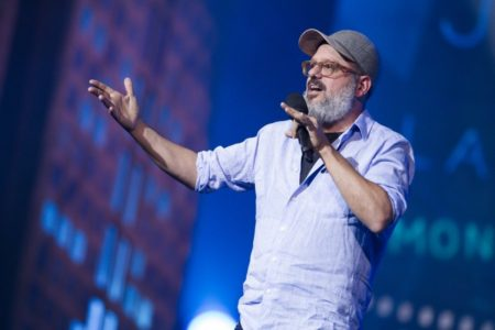 David Cross show on at Utah college after 'offensive' tweet