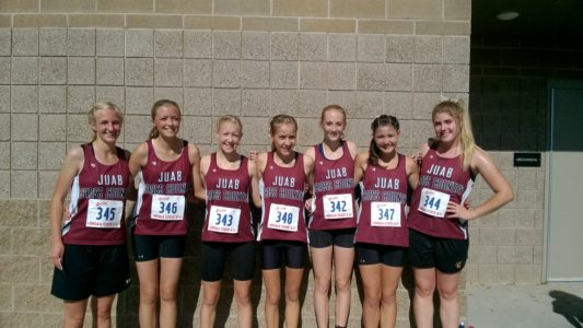 Juab's Maura Williams Wins Individual Title At Salem Hills Quad Meet