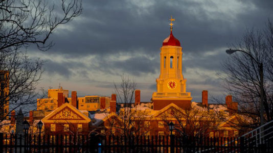 DOJ sides with group claiming Harvard discriminates against Asian-Americans