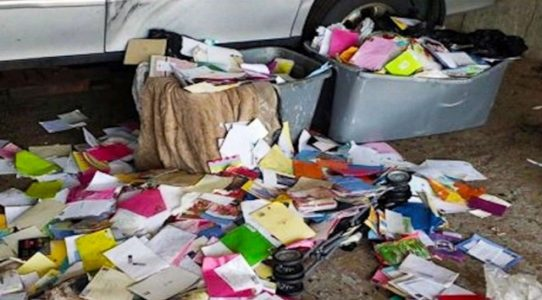 Postal worker pleads guilty to stealing money from over 6,000 greeting cards