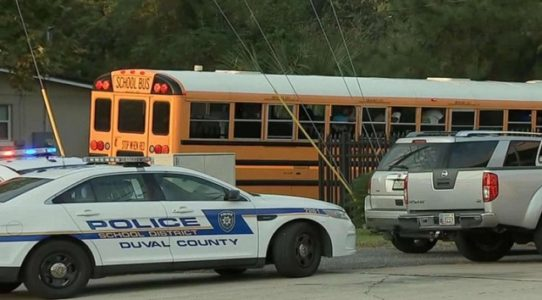 17-year-old boy suffers 'life-threatening injuries' after being shot at Florida bus stop: Police