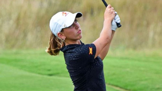 Champion college golfer Celia Barquin Arozamena stabbed to death on golf course, suspect charged with murder