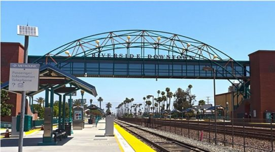 69-year-old stabbed in the neck in unprovoked attack at Metrolink station, suspect detained