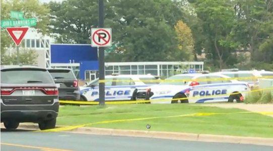 Three shot, injured in Wisconsin workplace shooting; suspect in custody