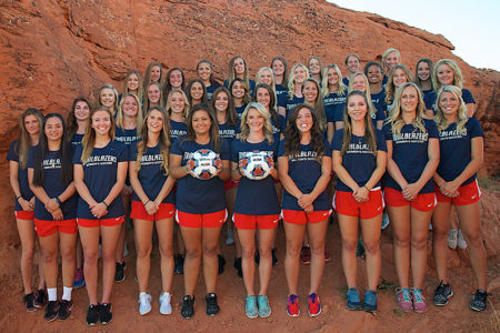 Dixie State Women's Soccer Receives Votes In United Coaches Soccer Poll