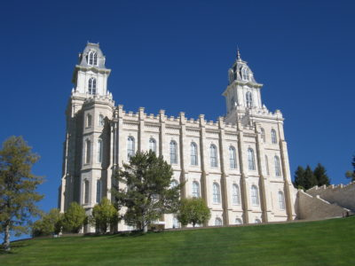 New Manti Temple Presidency announced
