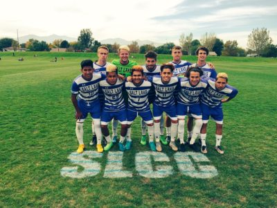 SLCC Men's Soccer Jumps to #9 in National Rankings