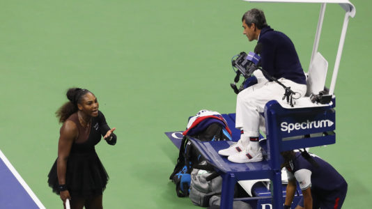 The controversial tennis umpire at the center of the Serena Williams US Open drama