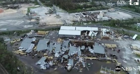 Hurricane Michael by the numbers: Over 900,000 homes, businesses without power