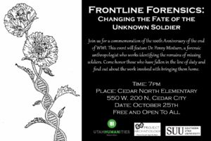 Frontline Forensics Seminar